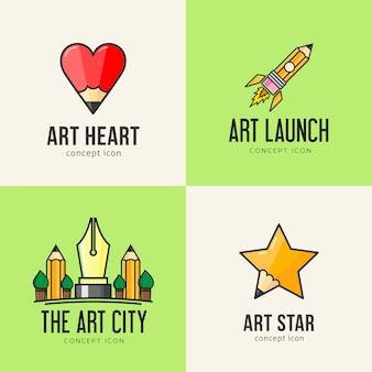 Набор художественных концепций