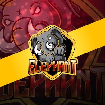 Слон киберспорт логотип