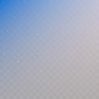 Реалистичные капли воды