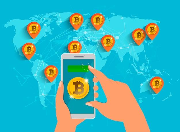 暗号通貨の背景