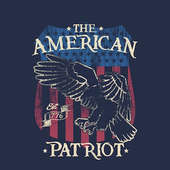 アメリカのパトリオット