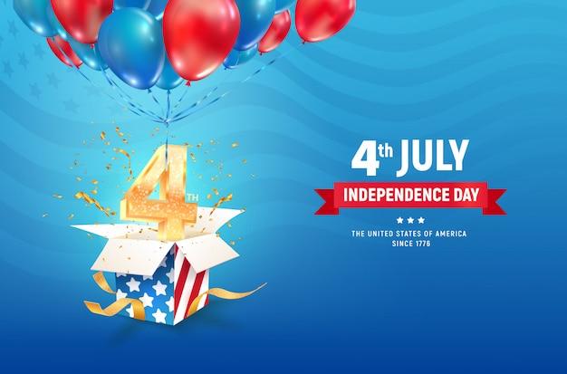Четвертое июля празднование дня независимости сша