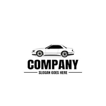車両のロゴのテンプレート。ビジネスデザインの車のアイコン。