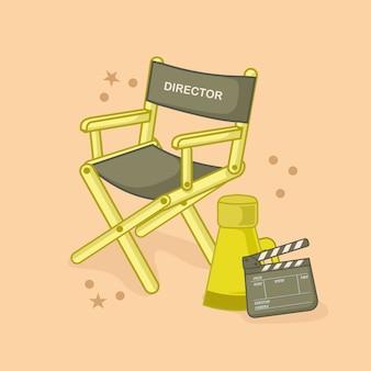 Директорское кресло