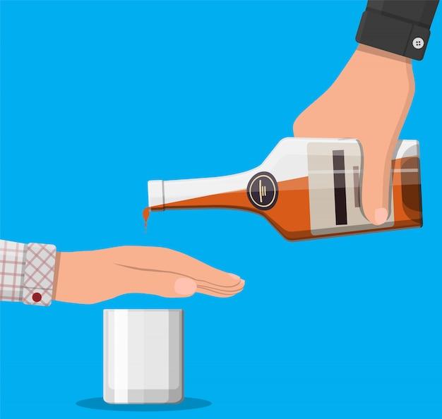 アルコール乱用のコンセプト