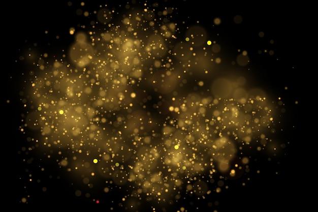 抽象的な黒と白またはシルバー、ゴールドのキラキラとエレガントなクリスマス