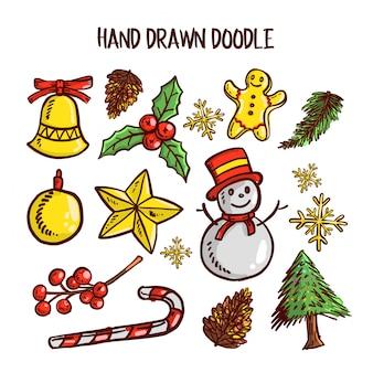 クリスマスデコレーションアートセット