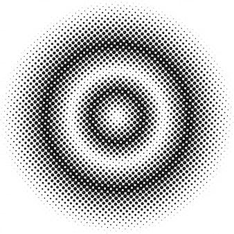 抽象的なハーフトーンの背景