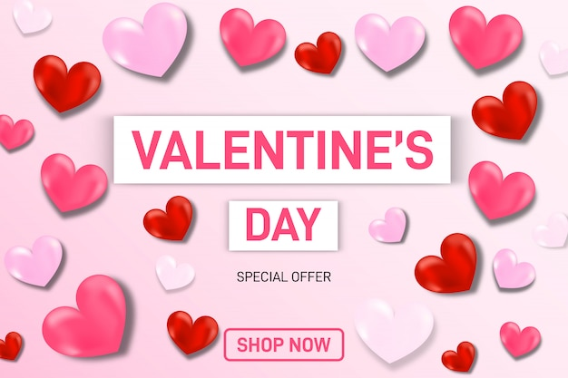День святого валентина продажа фон. романтическая композиция с сердечками. валентина сердце продажа теги.