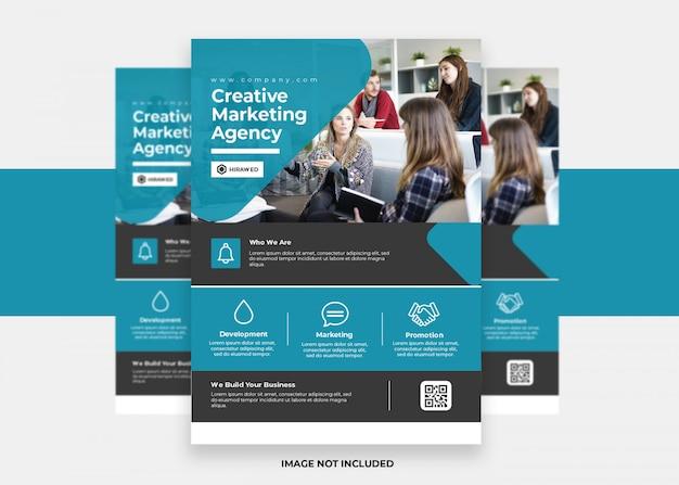 Вектор презентация маркетинг красочный дизайн современный креативный бизнес корпоративный флаер