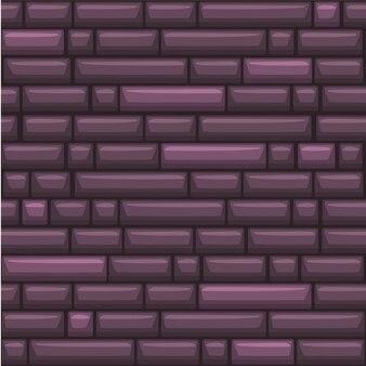 Мультяшный каменная текстура, бесшовный фон