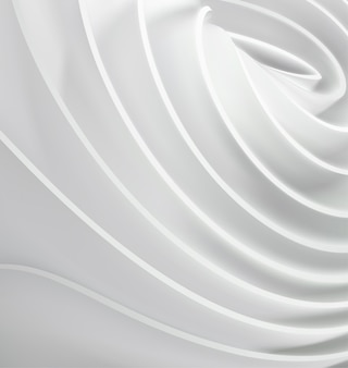 Абстрактный фон с формами проката ткани.