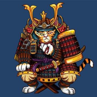 Сёгун кот
