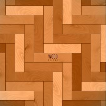 Фон коричневый деревянный пол текстуры для вашего дизайна