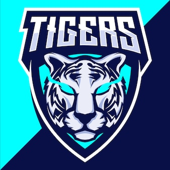Тигр с головой тигра