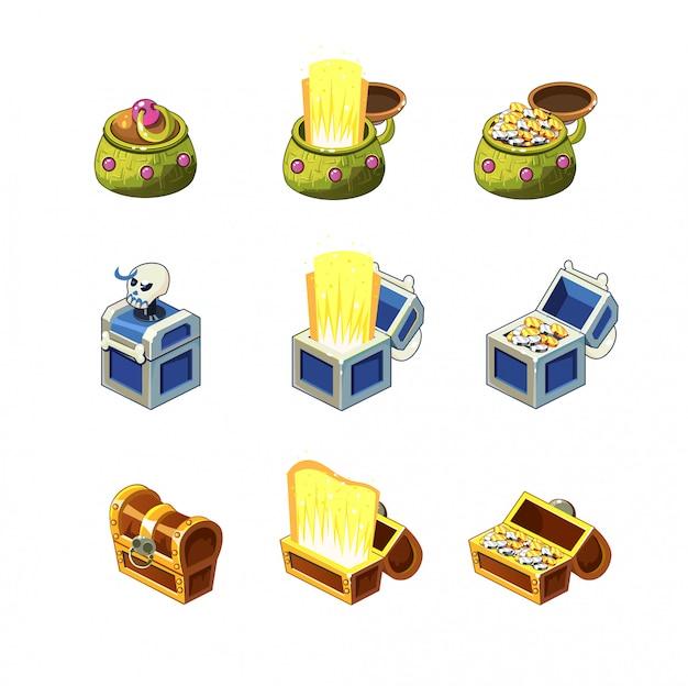 フラッシュゲーム宝箱セット
