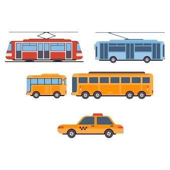 Городской транспортный комплекс