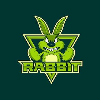ウサギスポーツイラスト