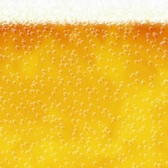 泡とビール