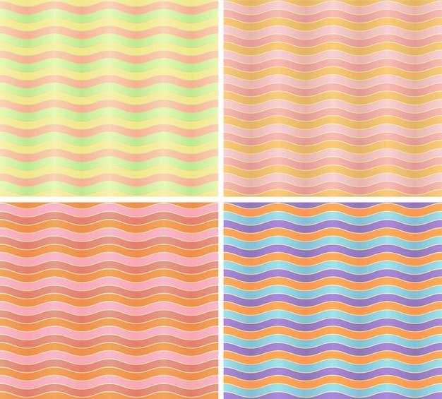 Волнистые линии