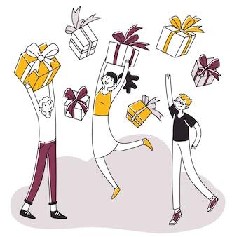 Постоянные клиенты магазина получают награду