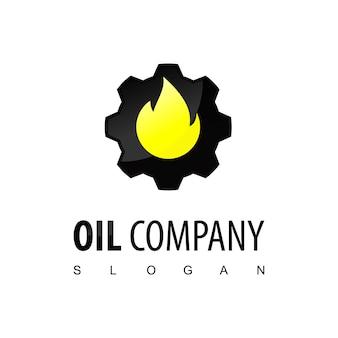 Логотип нефтяной компании