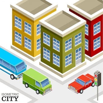 等尺性都市。