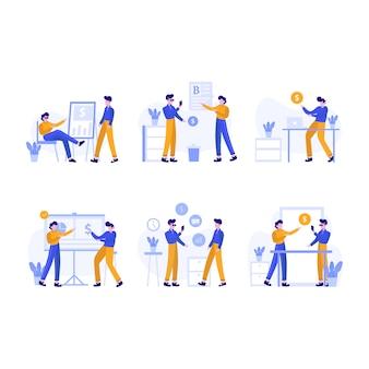 顧客はインターネットおよびモバイルバンキングサービスを使用して楽しむ