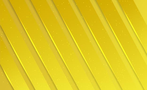 Современная желтая роскошь минималистичный аннотация