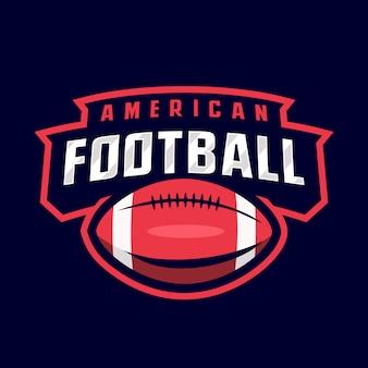 アメリカンフットボールのロゴ