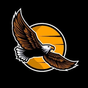 Талисман летящего орла