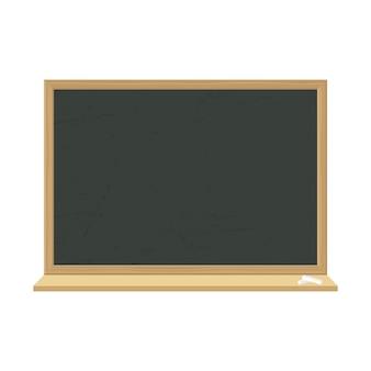 Школьные доски с деревянной рамой. грязные текстурированные доске.