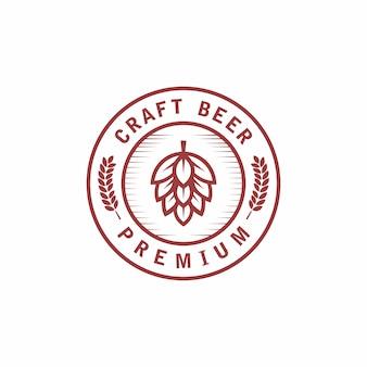 Пивоваренный логотип пива