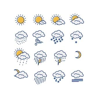 天気アイコン