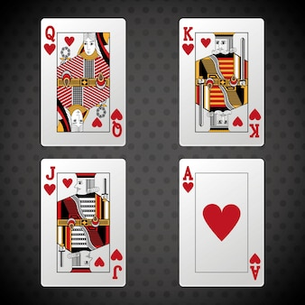 ポーカーデザイン