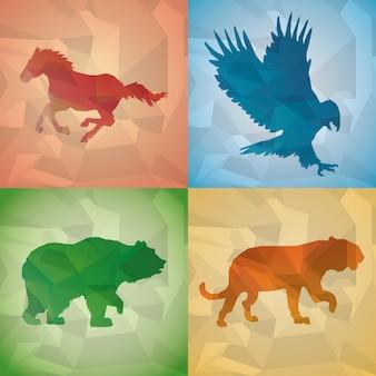Дизайн животных