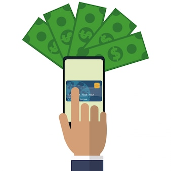 Приложение для оплаты сотового телефона для мобильных телефонов