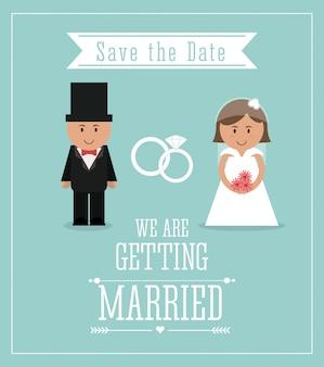 結婚式のデザイン
