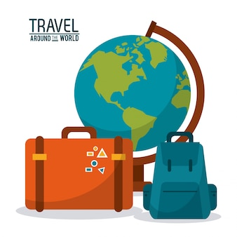 Путешествовать по миру