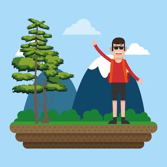 Альпинизм спортивный мультфильм