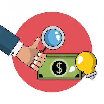 マネーとビジネス投資
