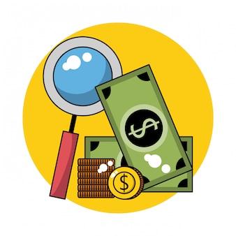 マネー投資とコイン