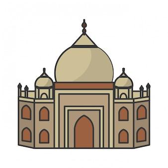 タージ・マハールの建築