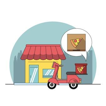Ресторан и доставка