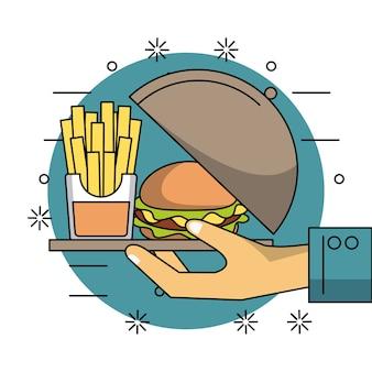 Комбинация быстрого питания