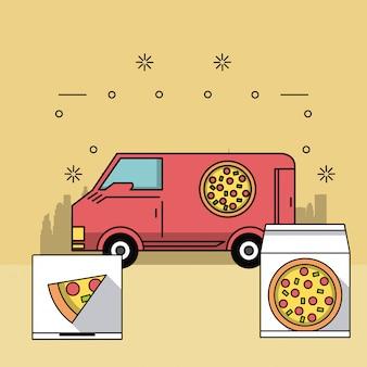 Заказы и поставки продуктов питания