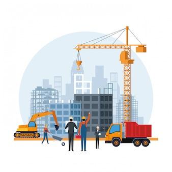 建設エンジニア漫画