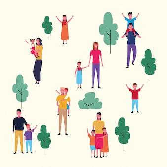 家族グループのアバター