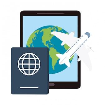 オンライン航空券の購入