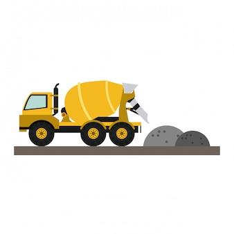 建設コメットトラック